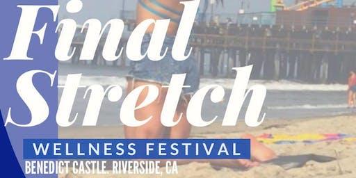 The Final Stretch Wellness Festival