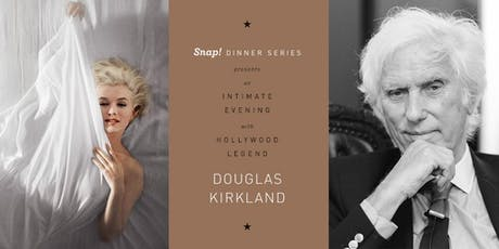 An Intimate Dinner with Legendary Photographer Douglas Kirkland tickets