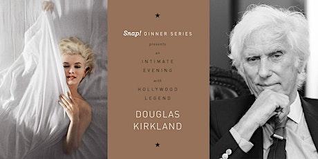 An Intimate Dinner with Legendary Photographer Douglas Kirkland tickets