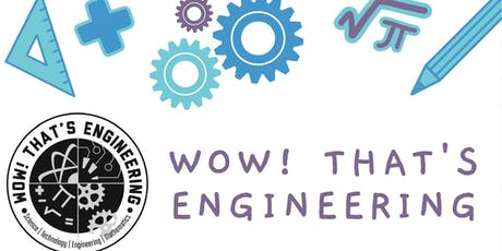 Wow! That's Engineering 2019 tickets