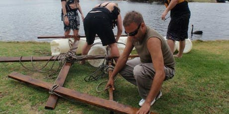 Let's Build a Raft & Race Across the River! tickets
