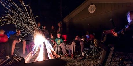 Warrior Creek Fall Camping Trip tickets