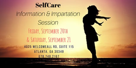 SELFCARE INFORMATION & IMPARTATION SESSION tickets