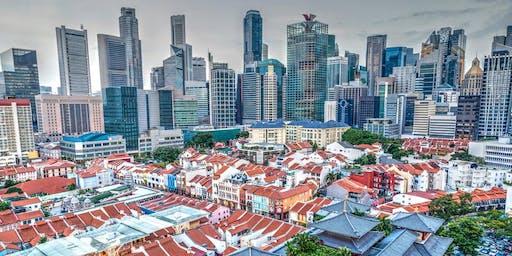 Сингапур: из прошлого в будущее