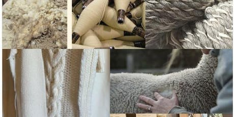 Inside the Imperial Stock Ranch, Raw wool to textiles tickets