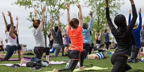YOGA IN THE PARK @ Trinity Bellwoods  tickets