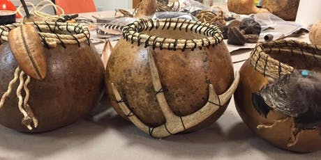 Natural Art Bowl - Gourd Art tickets