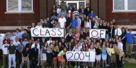 Minnehaha Academy Class of 2004 15 Year Reunion! tickets