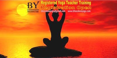 Registered Yoga Teacher Training
