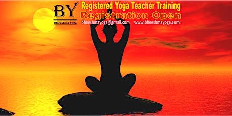 Registered Yoga Teacher Training tickets