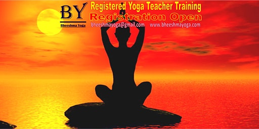 Registered Yoga Teacher Training