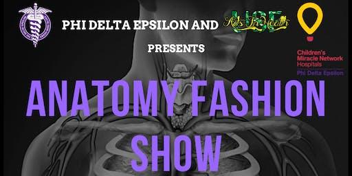 USF Phi Delta Epsilon Anatomy Fashion Show