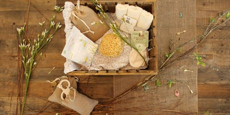 Holiday Gift Basket: Natural Products Making Workshop tickets