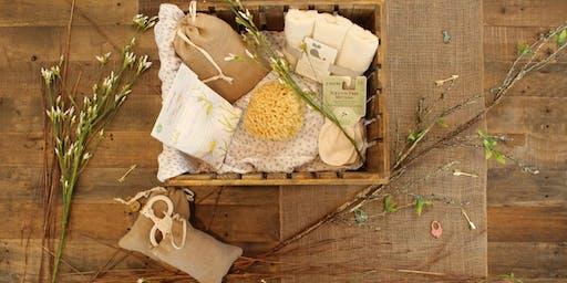 Holiday Gift Basket: Natural Products Making Workshop
