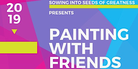Kids Painting with Friends tickets