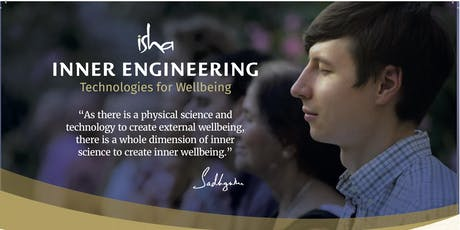 Free Introduction to Inner Engineering tickets