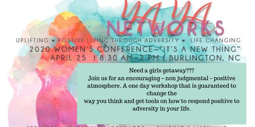 2020 YAYA Networks Women Conference