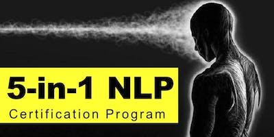 ⚠️ 5-in-1 NLP Certification Program (THAILAND, BKK)