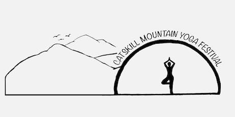 Catskill Mountain Yoga Festival  tickets