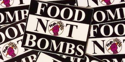 Food Not Bombs RVA Mural/ Concert Benefit