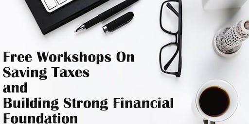 Free Financial Foundation Workshop