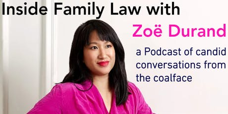 Inside Family Law Podcast launch: meet the interviewees behind the podcast tickets