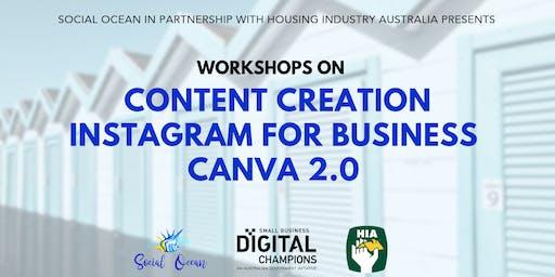 HIA Social Media Workshops