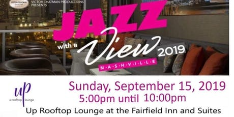 Jazz With A View Nashville  tickets