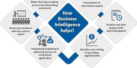 Business Intelligence & Data Analytics using Power BI, Sydney tickets