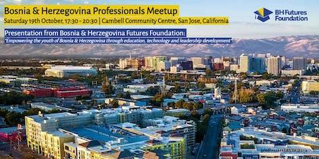 Bosnia & Herzegovina Professionals Meetup tickets