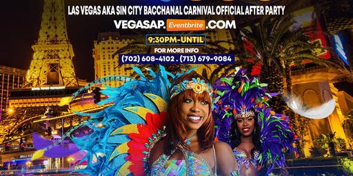 Vegas Caribbean Festival After Party