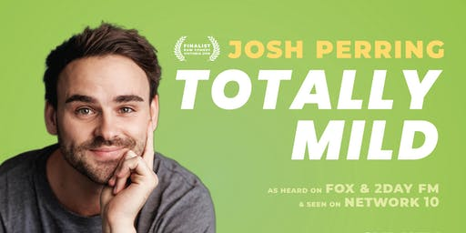 Josh Perring - FREE - Stand Up Comedy (Melbourne Fringe Festival)