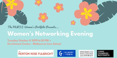 MULSS Women's Networking Evening