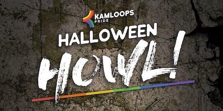 Kamloops Pride Halloween Howl tickets