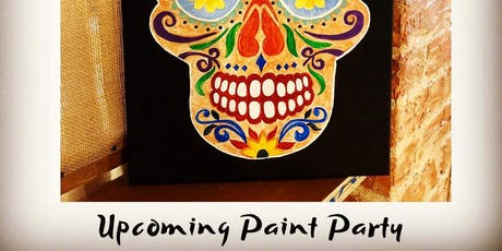 Day Of The Dead Paint Party tickets