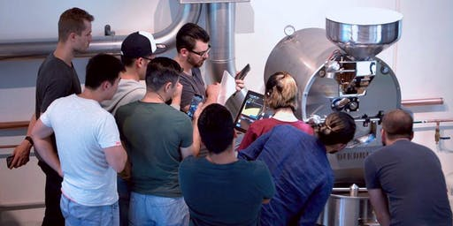 3 Day Roasting Course - Expert Guided Roasting Workshop at Criteria Coffee.