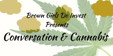 Conversation and Cannabis tickets