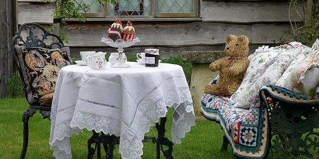 Teddy Bear Tea Party: Manners Class for Pre-Schoolers