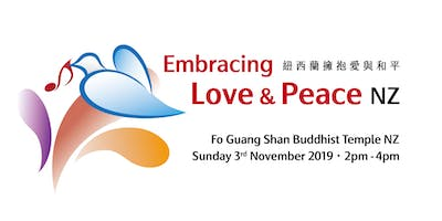 Embracing Love & Peace NZ - Auckland