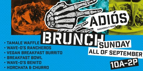 Mexican Brunch - New September Items tickets