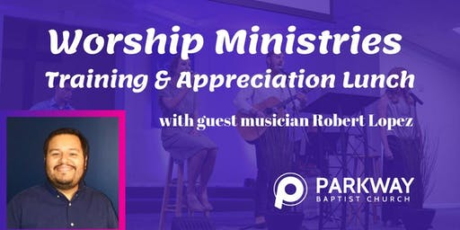 Worship Ministries Event