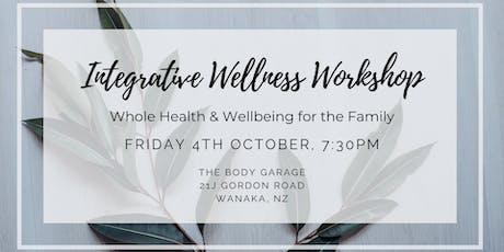 Integrative Wellness Workshop tickets