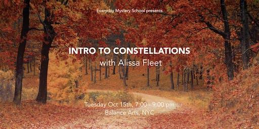 Intro to Constellations with Alissa Fleet