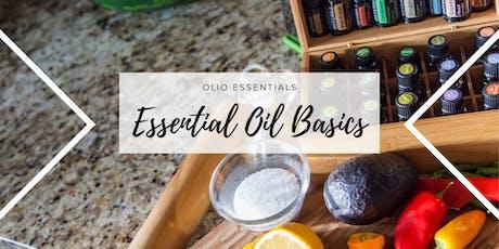 Essential Oil Basics tickets