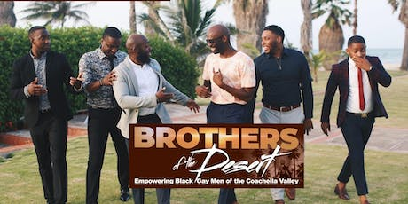 Living Your Best Black Gay Life: A Wellness Summit in Palm Springs tickets