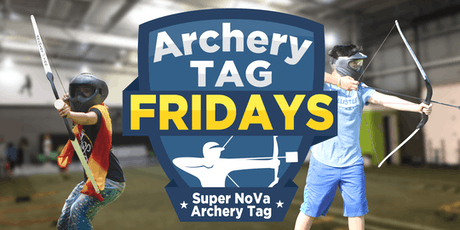 Archery Tag Fridays tickets