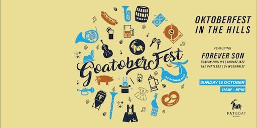 GOATOBERFEST 2019 | Beer, Music and Wurst