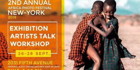 2ND ANNUAL AFRICA PHOTO FESTIVAL NEW YORK tickets