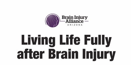 Living Life Fully After Stroke & Brain Injury  tickets