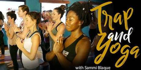 THE POETRY 719 FESTIVAL: Trap and Yoga with Sammi Blaque tickets